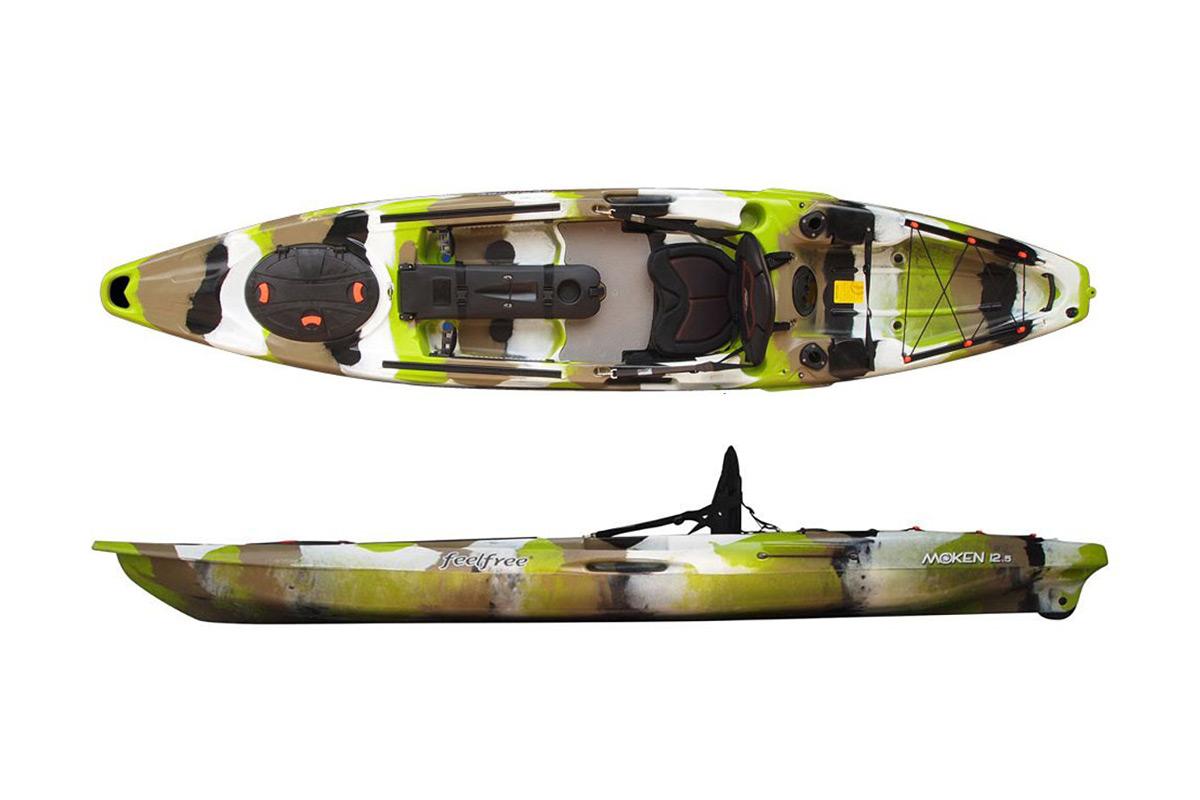 Kayak Moken
