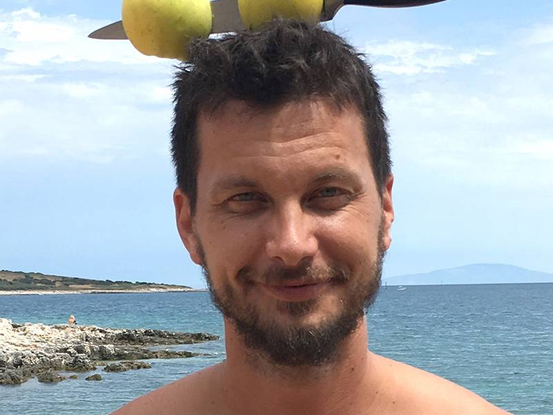 Igor, Istra Kayak