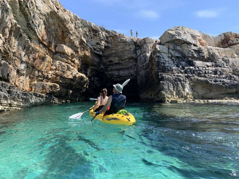 5 amazing active vacation ideas in Istria